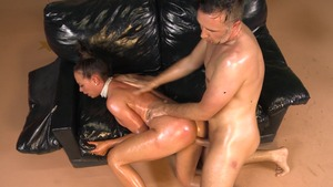 reverse cowgirl fucked hard