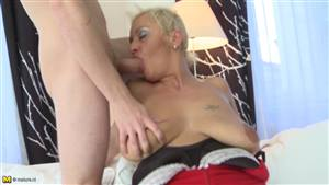 real amateur homemade swallow